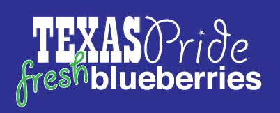 Texas Pride Blueberries Logo